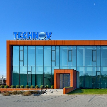 Production and development center of the TECHNOV company